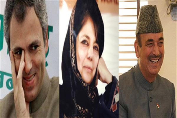 NC, PDP, Cong propping up a wonderful alliance for Govt formation in JK